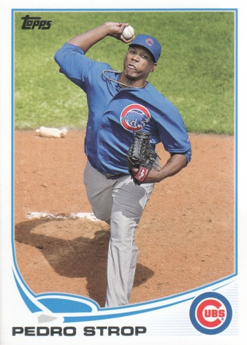 Photo of 2013 Topps Update #US85 Pedro Strop