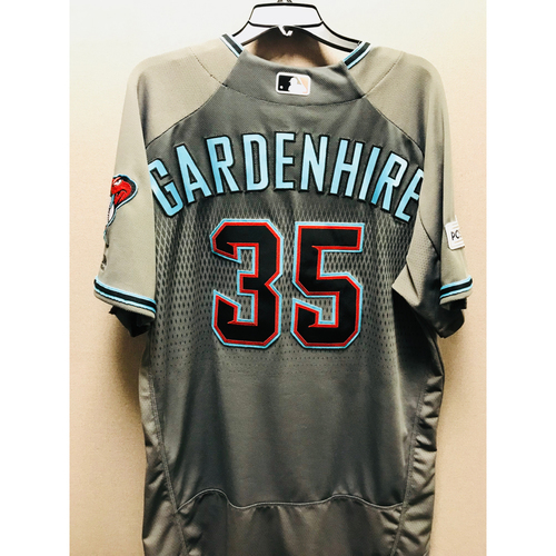 Photo of 2017 Team-Issued Ron Gardenhire Jersey