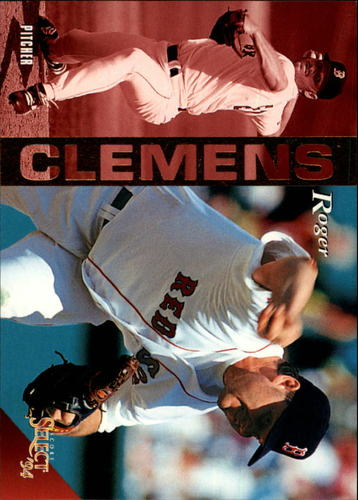 Photo of 1994 Select #61 Roger Clemens