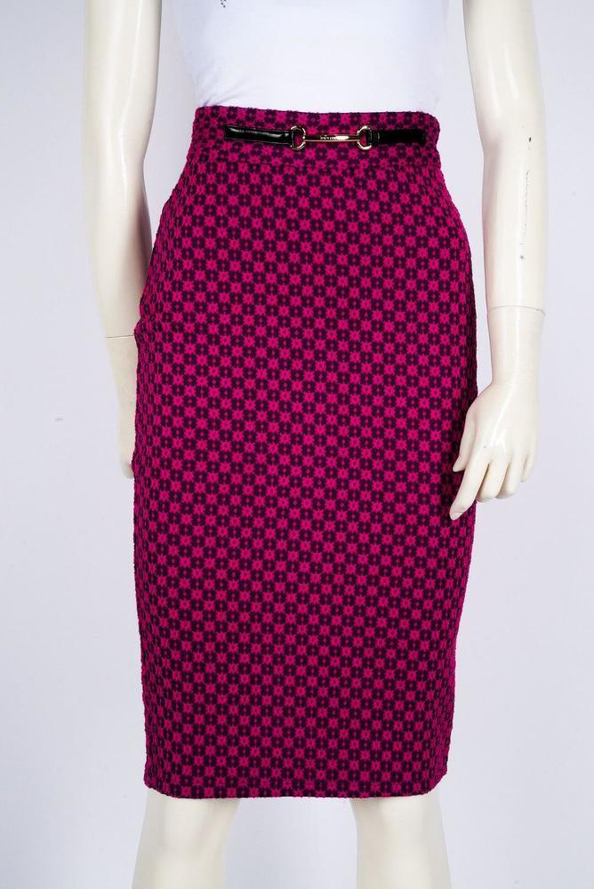 Photo of Juicy Couture Black Label Cosmonaut GEO Jacquard Skirt