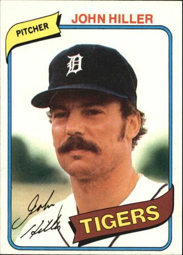 Photo of 1980 Topps #614 John Hiller