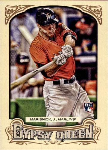 Photo of 2014 Topps Gypsy Queen #16 Jake Marisnick RC