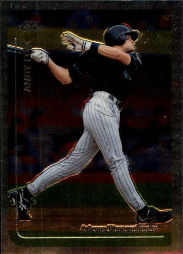 Photo of 1999 Topps Chrome #183 Andy Fox