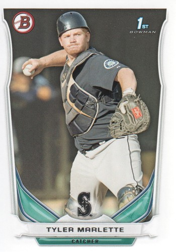 Photo of 2014 Bowman Prospects #BP108 Tyler Marlette