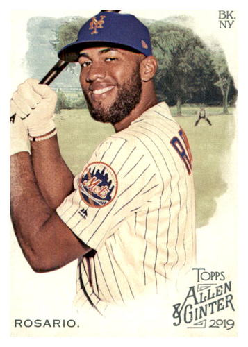 Photo of 2019 Topps Allen and Ginter #45 Amed Rosario