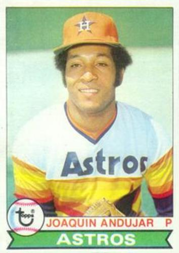Photo of 1979 Topps #471 Joaquin Andujar