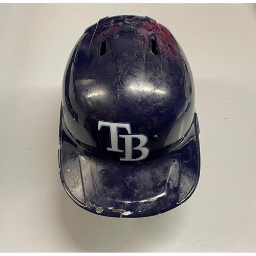 Photo of Team Issued TB Batting Helmet: Michael Brosseau #43