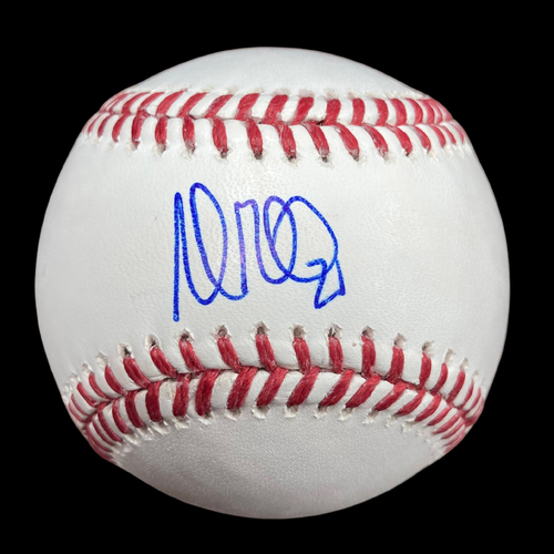 Andrew Miller Autographed Baseball
