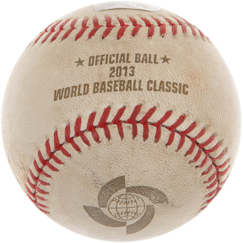 2013 World Baseball Classic: Round 2 - Netherlands vs Cuba - Batter: Andrelton Simmons, Pitcher: Ismel Jimenez, Top of 1st, First Pitch of Game