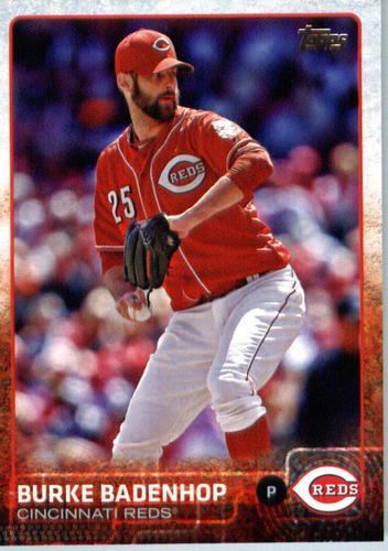 Photo of 2015 Topps Update #US269 Burke Badenhop