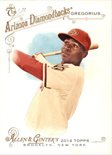 Photo of 2014 Topps Allen and Ginter #252 Didi Gregorius