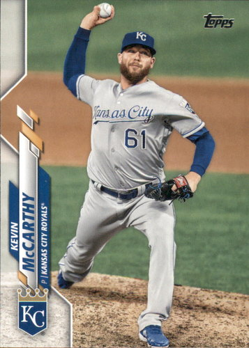 Photo of 2020 Topps #331 Kevin McCarthy RC