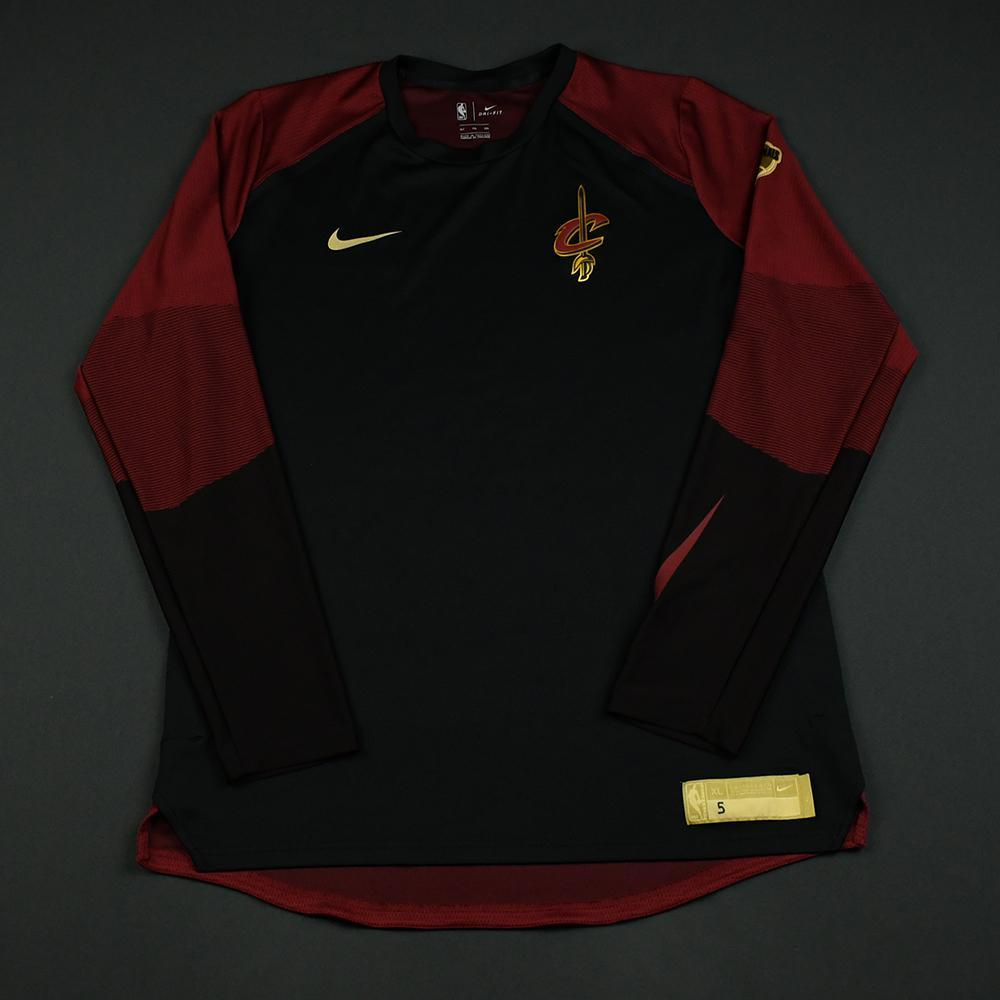 JR Smith - Cleveland Cavaliers - 2018 NBA Finals - Game-Issued Shooting Shirt
