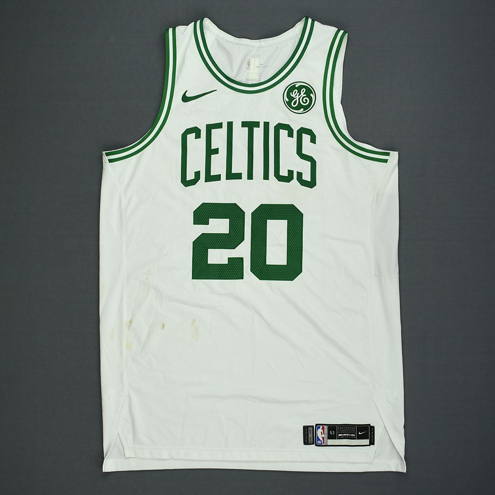innovative design acb56 ab3e6 Gordon Hayward - Boston Celtics - Kia NBA Tip-Off 2018 ...