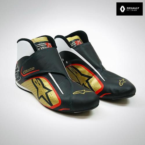 Photo of Pastor Maldonado 2015 Replica Race Boots - Lotus F1 Team