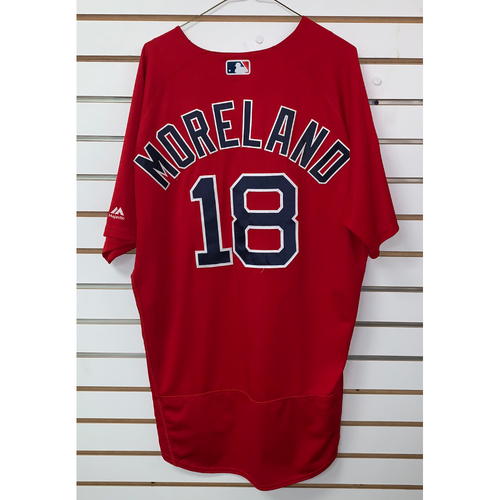 Mitch Moreland Team Issued 2019 Spring Training Jersey