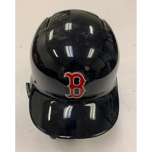 Photo of Brock Holt Team Issued Batting Helmet
