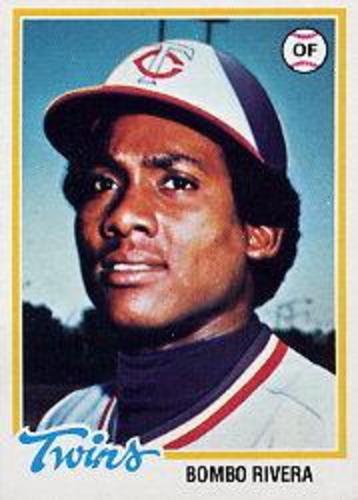 Photo of 1978 Topps #657 Bombo Rivera
