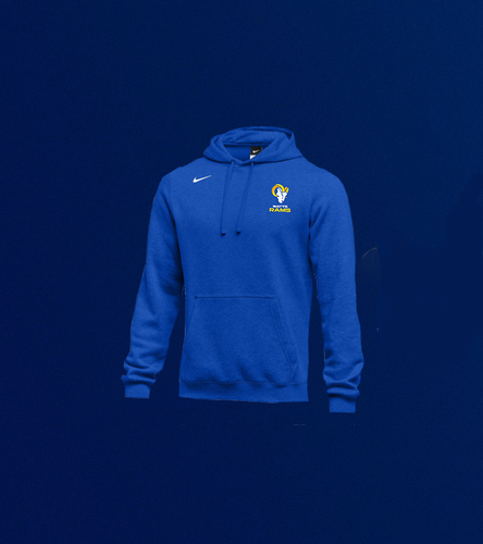 Photo of Men's Training Pullover Hoodie - Royal