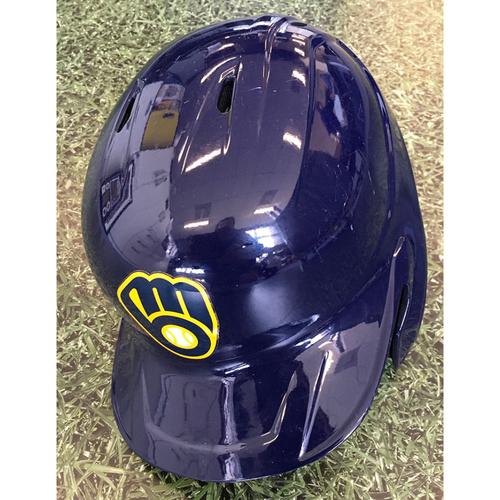 Photo of Lorenzo Cain 2020 Game-Used Batting Helmet