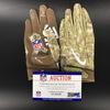 STS - Browns Adarius Glanton Game Used Gloves (11/10/19)