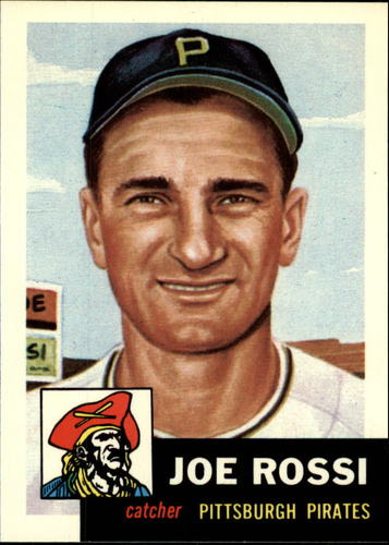 Photo of 1991 Topps Archives 1953 #74 Joe Rossi