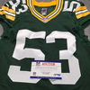 Crucial Catch - Packers Nick Perry Game Issued Jersey Size 44