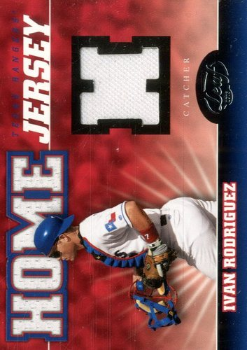 Photo of 2005 Leaf Home/Road Jersey #7H Ivan Rodriguez H