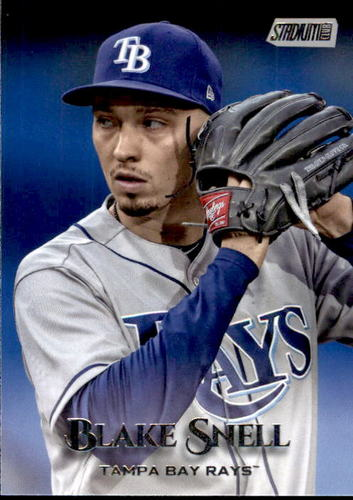 Photo of 2019 Stadium Club #213 Blake Snell