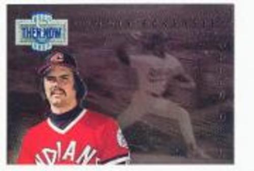 Photo of 1993 Upper Deck Then And Now #TN10 Dennis Eckersley