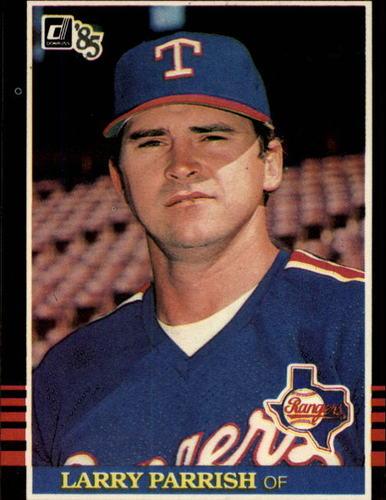 Photo of 1985 Donruss #300 Larry Parrish