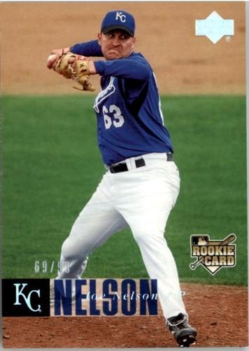 Photo of 2006 Upper Deck Silver Spectrum #644 Joe Nelson