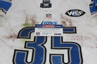STS - LIONS JOIQUE BELL GAME WORN LIONS JERSEY (NOVEMBER 15 2015)