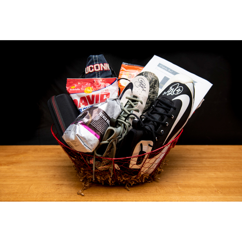Photo of Matt Barnes Favorite Things Basket