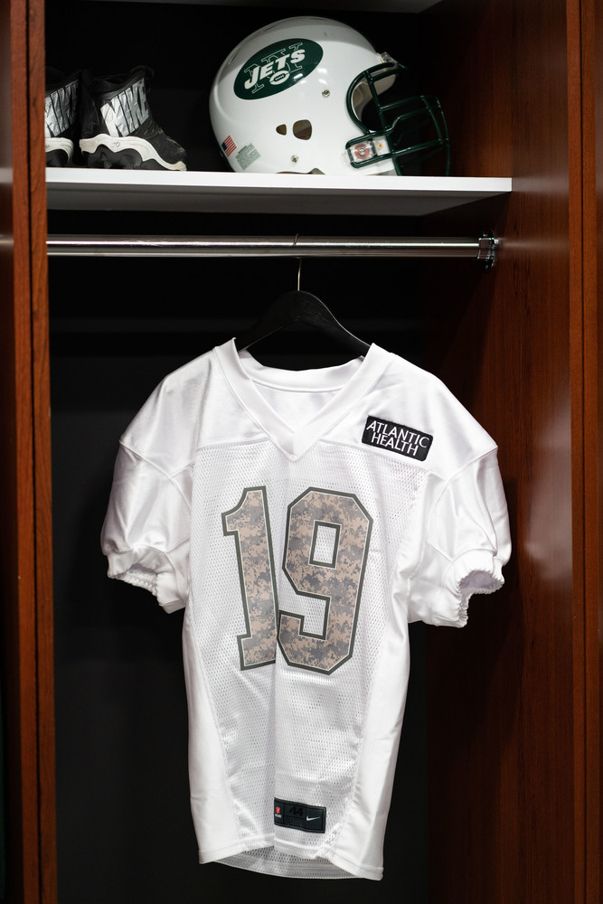 reputable site 92672 e0a8f NFL Auction | New York Jets #19 Andre Roberts -Autographed ...