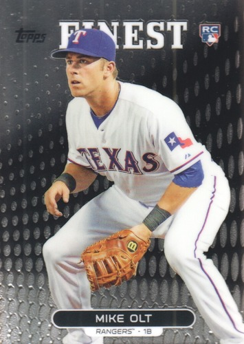 Photo of 2013 Finest #79 Mike Olt RC