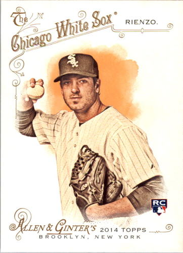Photo of 2014 Topps Allen and Ginter #255 Andre Rienzo RC