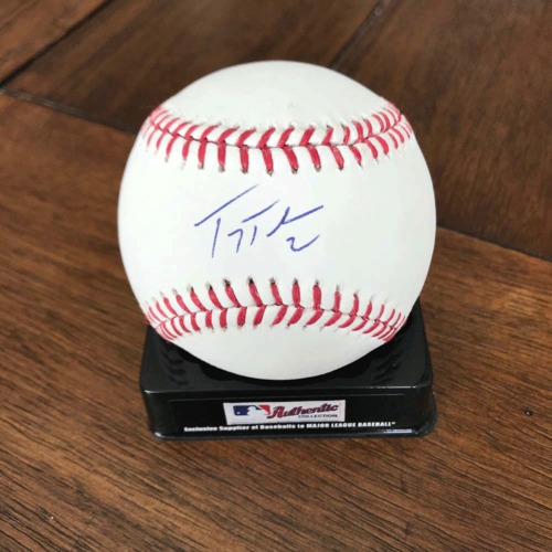 Photo of UMPS CARE AUCTION: Troy Tulowitzki Signed Baseball