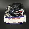 Falcons - Ryan Schraeder Signed Mini Helmet