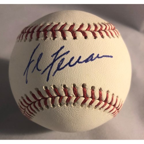 Photo of Al Ferrara Authentic Autographed Baseball