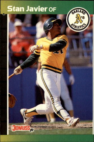 Photo of 1989 Donruss #185 Stan Javier