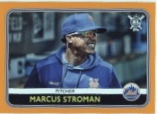 Photo of 2020 Topps Big League Orange #53 Marcus Stroman