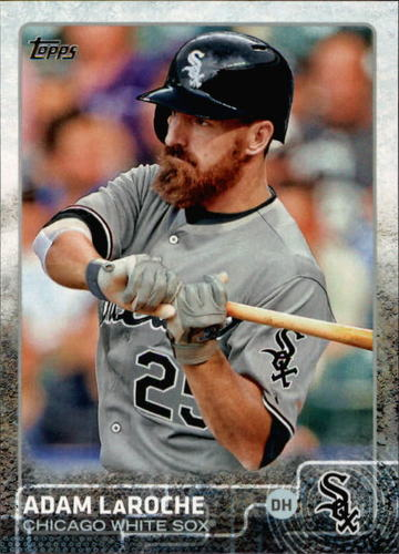 Photo of 2015 Topps #360 Adam LaRoche