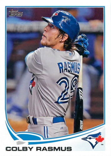 Photo of 2013 Topps #68 Colby Rasmus
