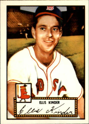 Photo of 1983 Topps 1952 Reprint #78 Ellis Kinder