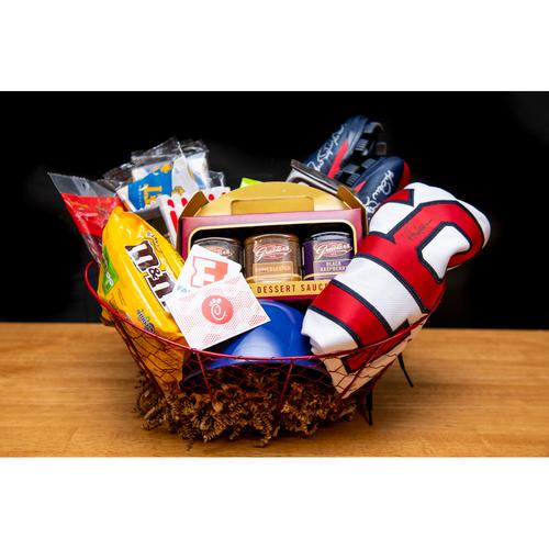 Photo of Andrew Benintendi Favorite Things Basket