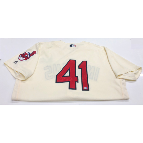 Photo of Carlos Santana 2016 Alternate Home Jersey