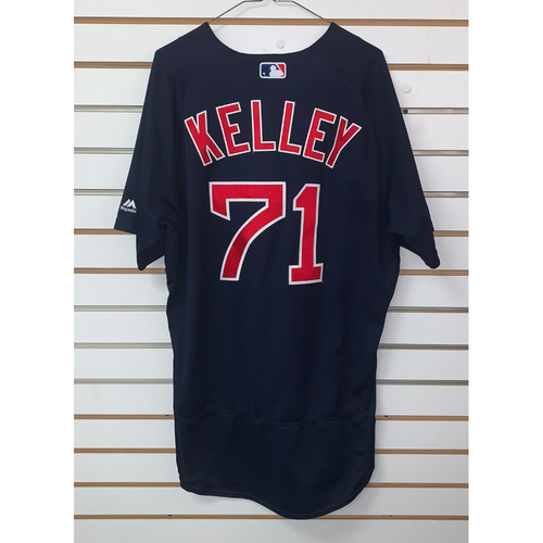 Trevor Kelley Team Issued 2019 Road Alternate Jersey