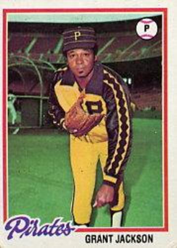 Photo of 1978 Topps #661 Grant Jackson