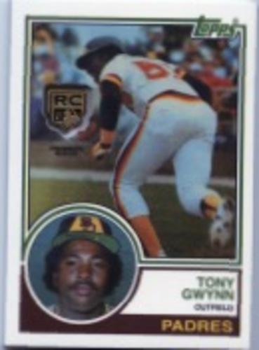 Photo of 2020 Topps Rookie Card Retrospective RC Logo Medallions #RCRTG Tony Gwynn